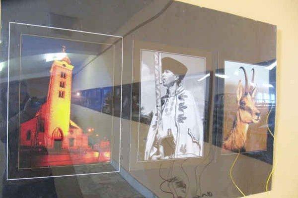 Fotografie. Budú vystavené do konca mája.