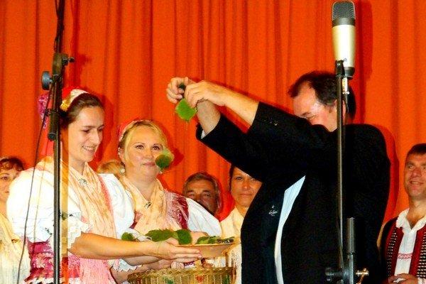 Folklórny súbor Kurimjan pokrstil druhé CD.