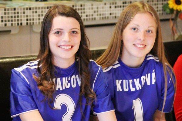 Daniela Hovancová a Lívia Kuľková. Nechýbali v doterajšej histórii vyhlasovania najlepšej jedenástky ani v jednom ročníku.