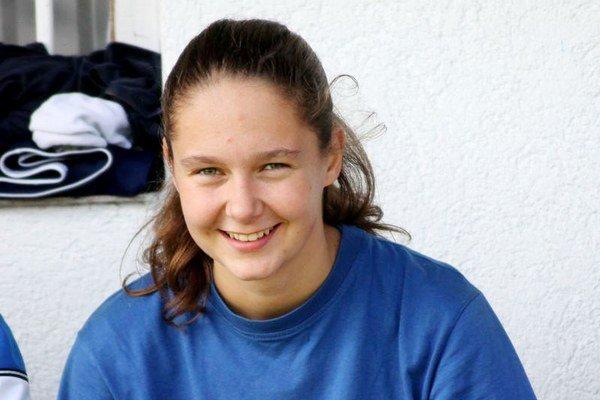Patrícia Chládeková.
