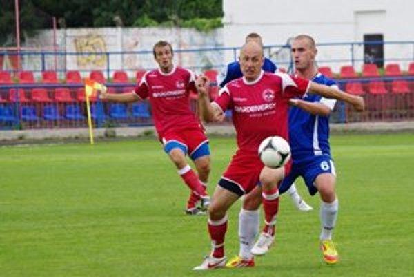 Marek Seman zaznamenal dva góly.