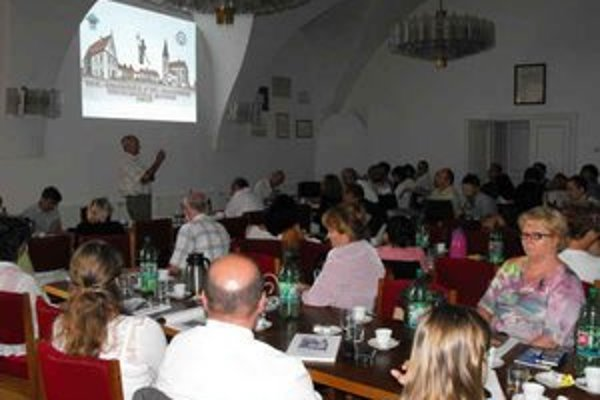 Medzinárodná konferencia. Cieľom pravidelného stretnutia v Bardejove je spojiť odborníkov na mestské pamiatkové centrá.