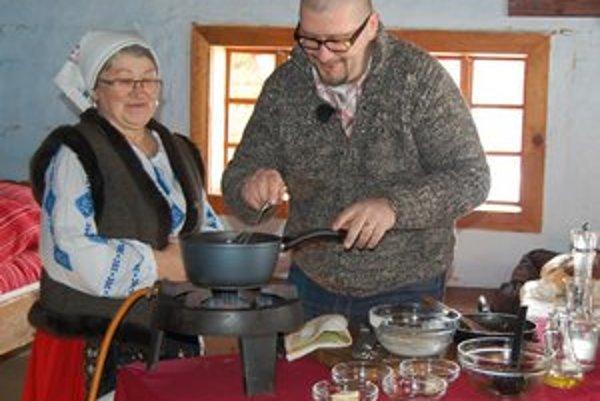 Svidnícke nebíčko. Relácia bude zameraná na prezentáciu zvykov a jedál, ktoré nechýbajú na stoloch počas pravoslávnych sviatkov.