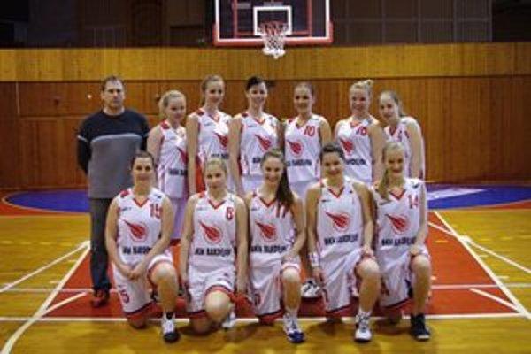 Družstvo žien BKM Bardejov vybojovalo postup do semifinále.