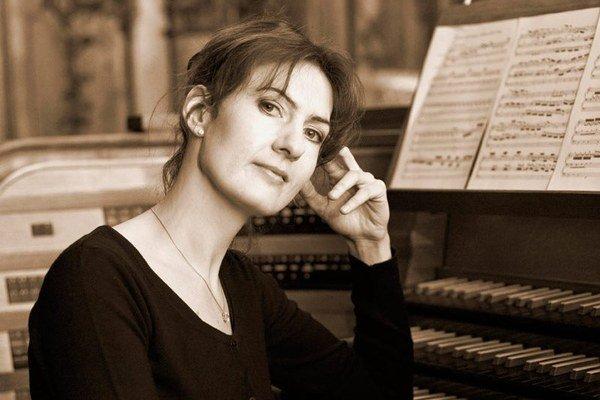 Hanna Dys. Poľskú organistku privítalo bardejovské publikum.