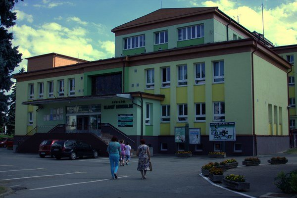 Nemocnica s poliklinikou sv. Jakuba Bardejov. Podľa riaditeľa Petka ešte majú čo zlepšovať.