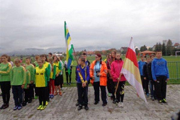 Mladí hasiči v poslednú septembrovú sobotu súťažili v Koši.