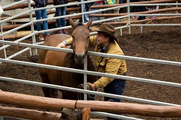 Nie je vtom mágia, len cit. Mladý rančer rozumie reči koní.