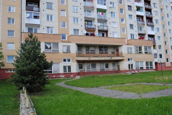 Nebytový priestor na Komenského. Poslanec navrhuje prerobiť ho na byty.