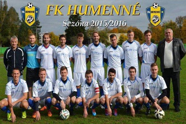 FK Humenné. Víťaz 5. ligy, skupina Vihorlatsko-Dukelská.