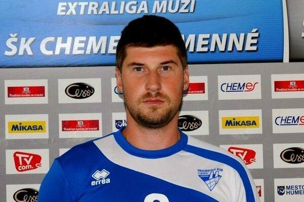 Peter Kašper. V uplynulej sezóne legionárčil v Poľsku.