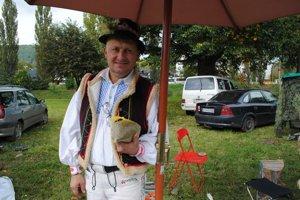 Jozef Chomanič z Kolonice na pohánku nedá dopustiť. Pestuje ju už od roku 1989.