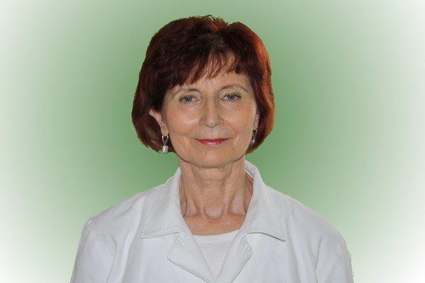 Mária Vasilová.