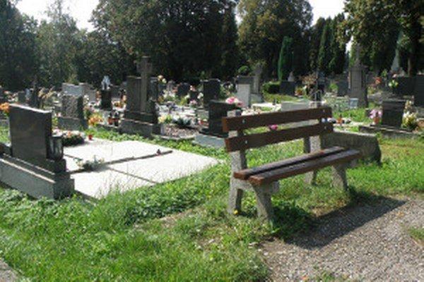 Mnohí sa o hroby starajú vzorne, niektorí ich zanedbávajú.