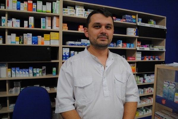 Ondrej Sukeľ je prezidentom Slovenskej lekárnickej komory od roku 2014.