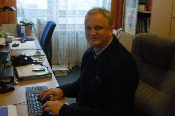 Biofyzik docent Daniel Jancura.