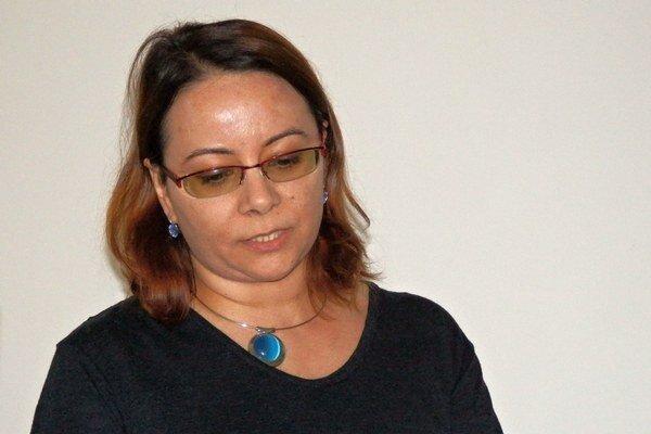Lenona Štiblaríková.