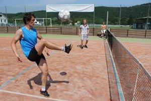 Z turnaja v Belej nad Cirochou.