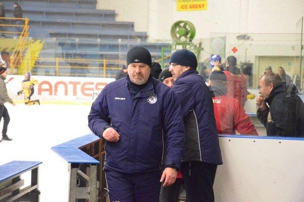 Peter Křemen. Humenský kouč stále skladá mužstvo.