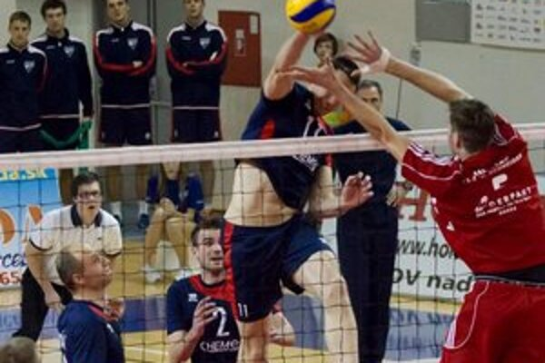 Challenge cup. Chemes Humenné - Moerser SC...