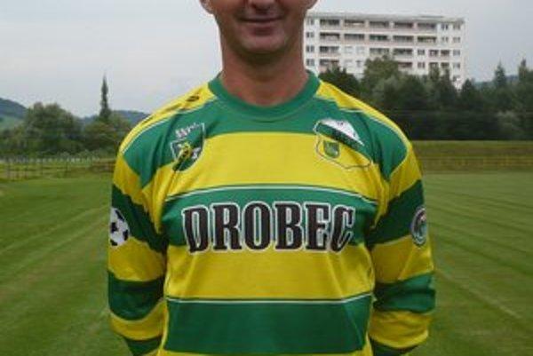 František Hanc. Sninský tréner i manažér klubu.