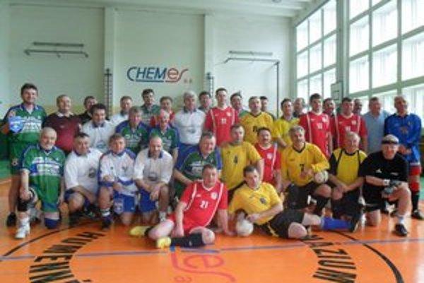Medzinárodne. Futbalový turnaj Slovákov a Bielorusov.