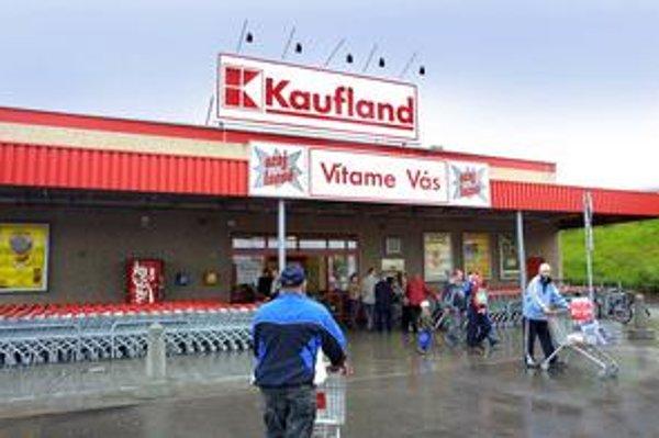Hypermarket Kaufland otvorili v Moravciach minulý týždeň.