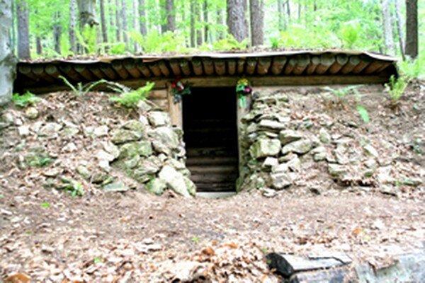 Bunker takto vyzeral pred siedmimi rokmi, dnes je v horšom stave.