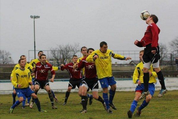 Opäť derby. Prvý jarný zápas Humenné – Trebišov bol aj pred rokom.
