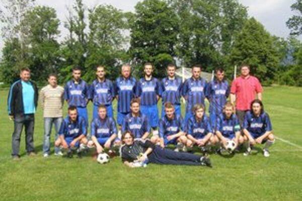 Kameničania. Víťaz I. triedy ObFZ Humenné 2011/2012.