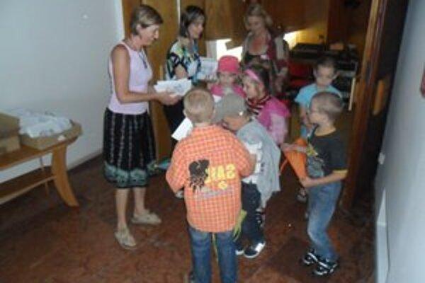 Slávnostné vyradenie škôlkarov. Týkalo sa 260 detí z humenských materských škôl.