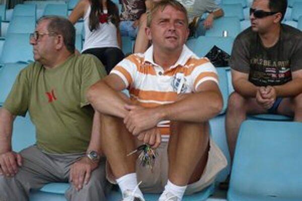 Viťo Lukačik. Medzilaborský tréner.