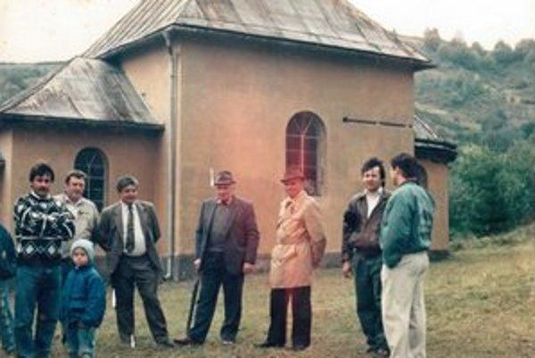Kostolík v Dare. Do prenájmu ho získala obec Stakčín. V podnájme ho bude mať Pozemkové spoločenstvo  Dara.