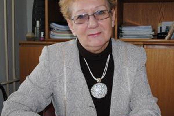 Anna Capová, predsedníčka prešovskej krajskej aj humenskej okresnej organizácie Únie žien Slovenska. Najviac ju teší, že ženy si dokážu navzájom pomáhať a spoločne sú silné, aby pomohli iným.