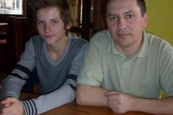 S otcom. Samuel Hodor a Ján Hodor.