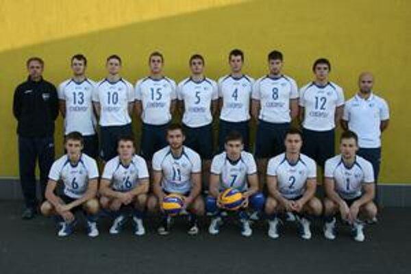 Chemesáci. Najlepší volejbalový klub Slovenska za rok 2010.
