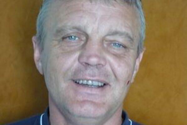 Michal Svičin. Káder sa mu rozpadol.