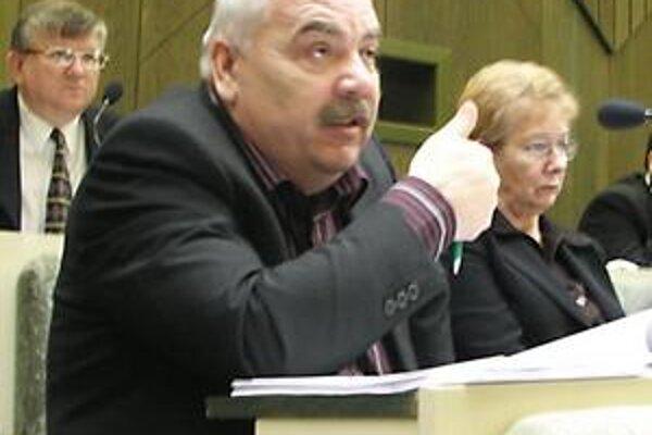 Za vedenie mesta. Ondrej Semanco, zástupca primátorky.