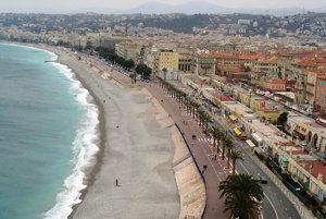 Promenade des Anglais, symbol prímorského Nice.