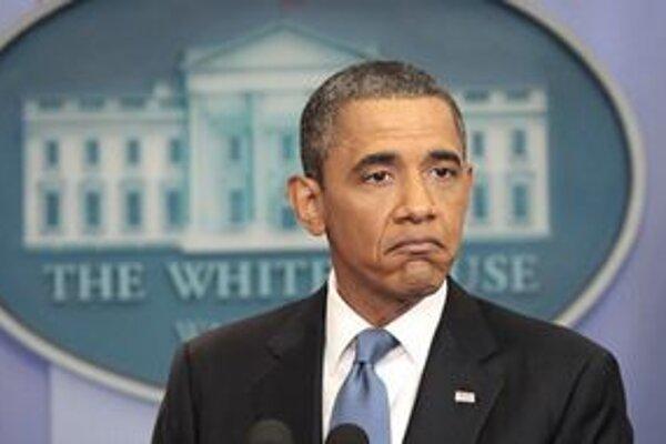 Obama z rokovaní s republikánmi nervózne odišiel so slovami, čo je veľa, to je veľa.