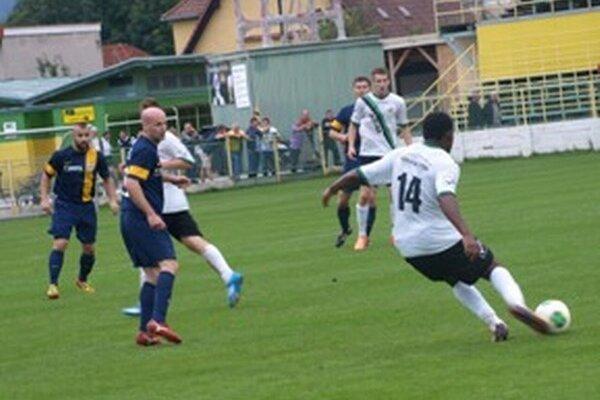 FC Baník Horná Nitra - FK Junior Kanianka.