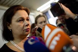 Riaditeľka zlúčenej verejnoprávnej inštitúcie Miloslava Zemková.