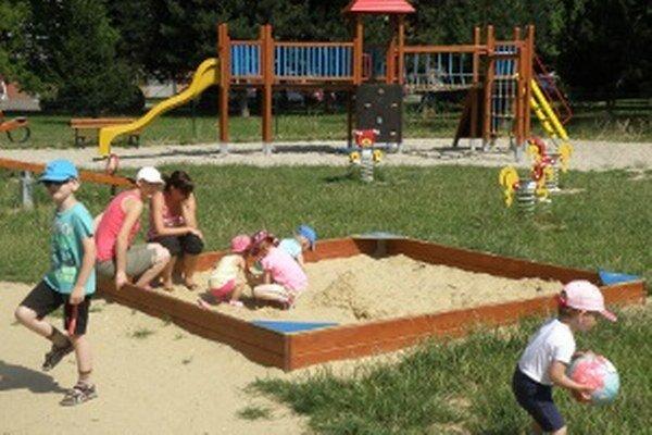 Vedenie Prievidze chce, aby na každom sídlisku bolo jedno veľké centrálne detské ihrisko.