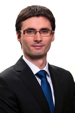 Analytik spoločnosti Finlord Boris Tomčiak.