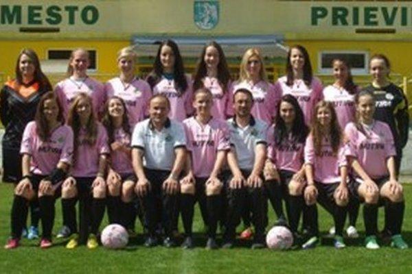 Futbalistky FC Baníka – ženy.
