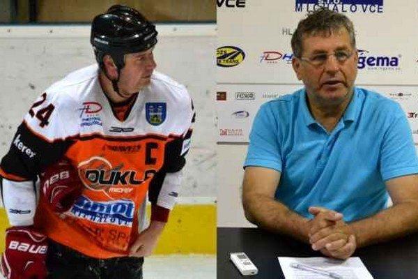 Richard Šechný vs. Alexander Černega. Bývalý kapitán Dukly reaguje na vyhlásenia prezidenta klubu.