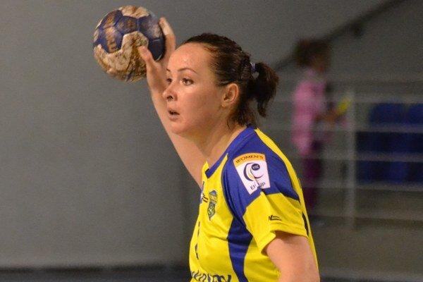 Očakáva ťažký zápas. Julia Kucherová však verí vo víťazstvo.