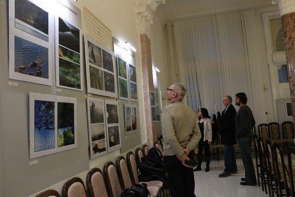Výstava členov klubu Zempfo. Vyše 110 fotografií od 18 autorov.