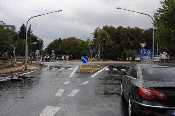 Kruhové objazdy. V meste by mali pribudnúť ďalšie.
