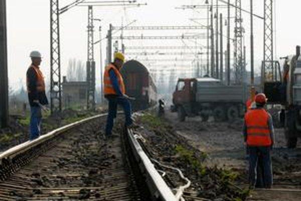 Budúci rok začnú železničné spoločnosti vo veľkom prepúšťať.